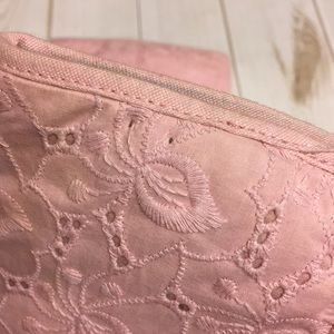 UGG Shoes - UGG Sz10 Rare Pink Lace LoPro Boots